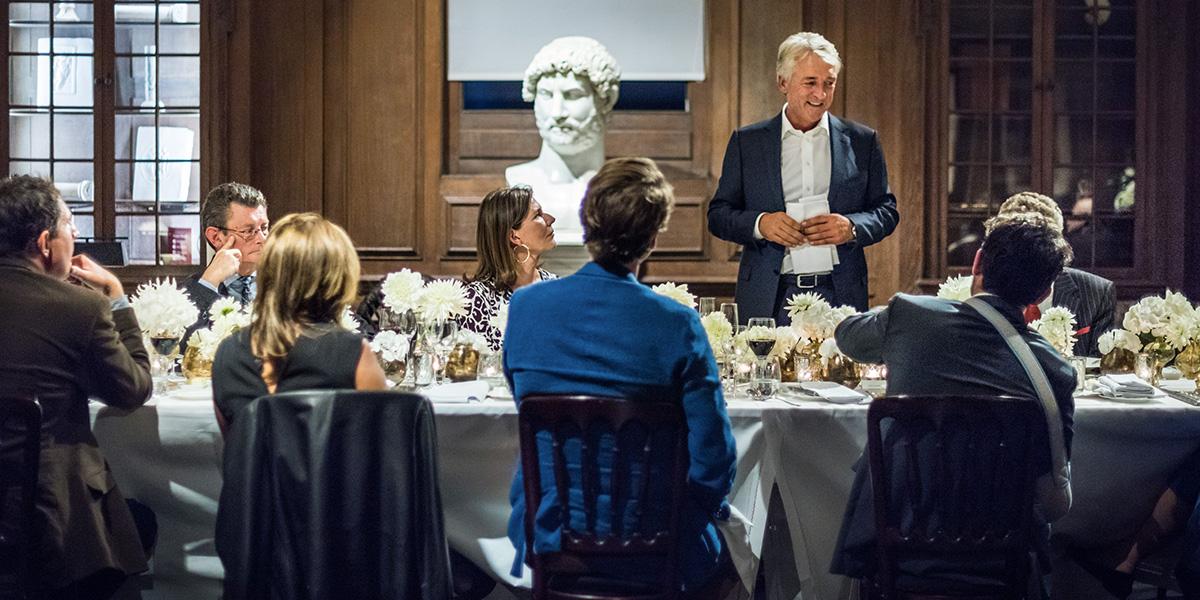 Cartier / Collectors' Dinner